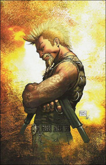 Mercenaries 2-B by Dynamite Entertainment