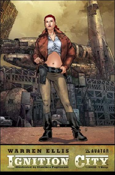 Warren Ellis' Ignition City 3-C by Avatar Press