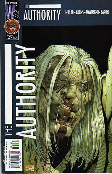 Authority (1999) 27-A by WildStorm