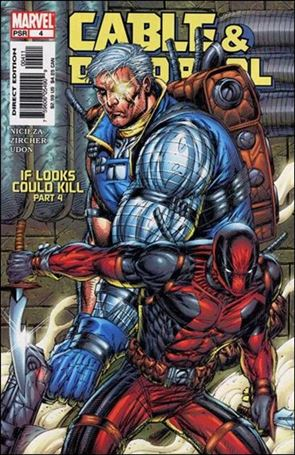 Cable & Deadpool 4-A