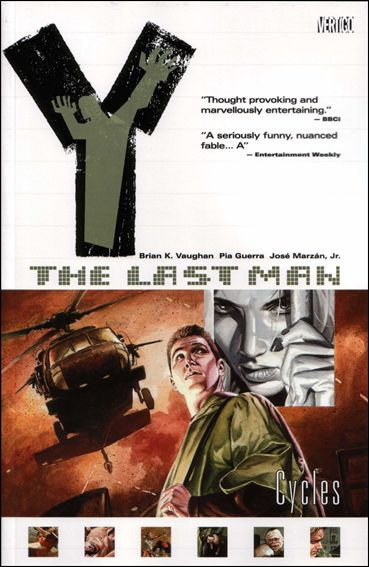 Y: The Last Man 2-B by Vertigo