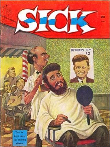 Sick (1960) 5-A by Prize