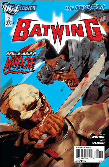 Batwing 2-A by DC