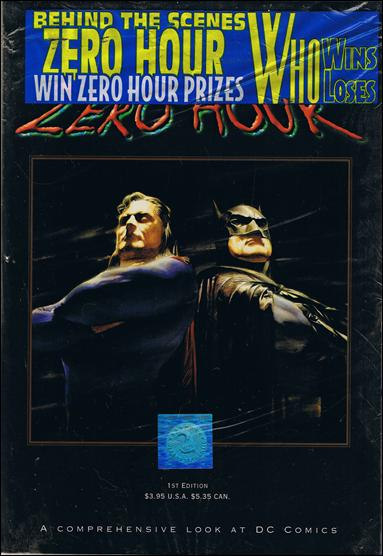 Wizard: Beyond Zero Hour 1-A by Wizard Press