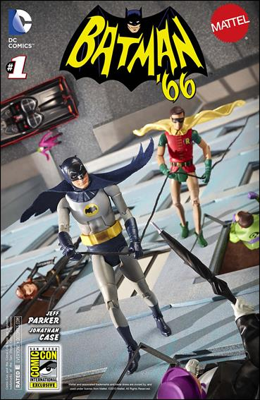 Batman '66 1-C by DC