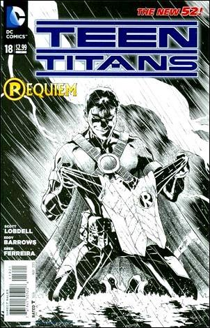 Teen Titans (2011) 18-B by DC