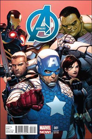 Avengers (2013) 1-C
