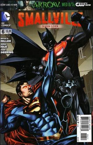 Smallville Season 11 6-A by DC