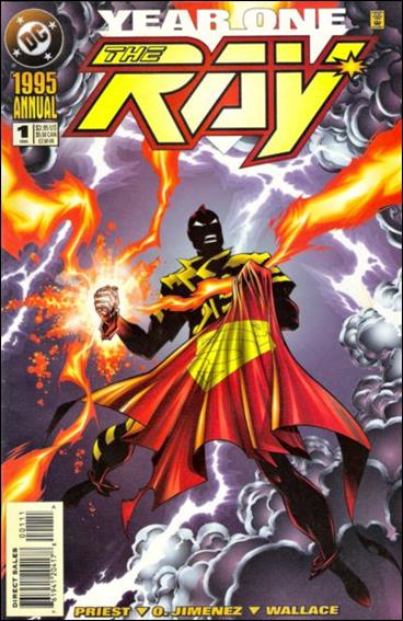 Ray Annual 1-A by DC