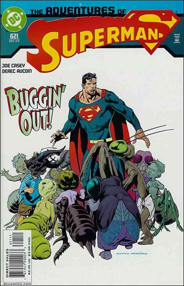 Adventures of Superman (1987) 621-A by DC
