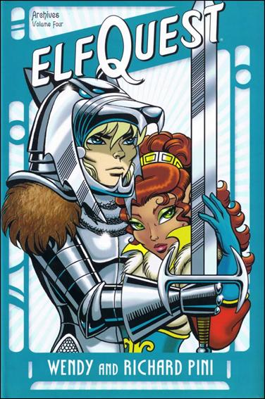 Elfquest Archives 4-A by DC