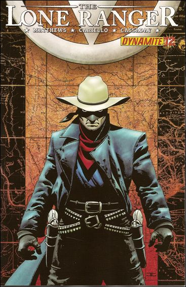 Lone Ranger (2006) 12-A by Dynamite Entertainment