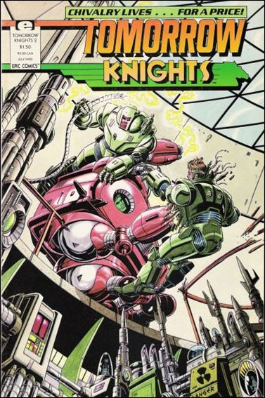 Tomorrow Knights 2-A by Epic