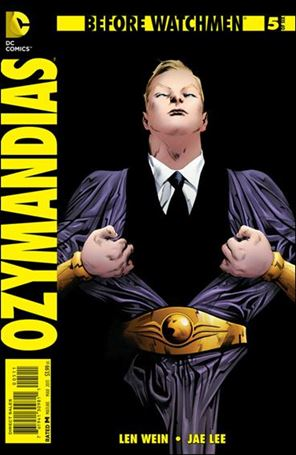 Before Watchmen: Ozymandias 5-A