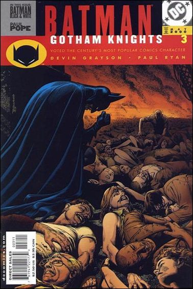 Batman: Gotham Knights 3-A by DC