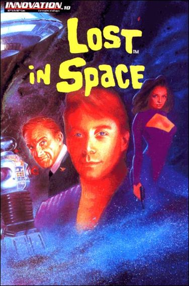 Lost In Space (1991) 10-A by Innovation