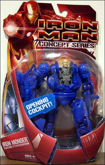 Iron Man (Movie) Iron Monger (Classic) by Hasbro