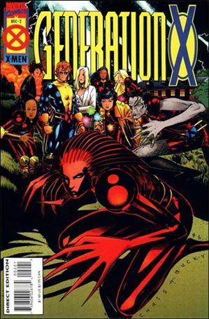 Generation X (1994) 2-B
