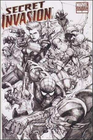 Secret Invasion 7-C by Marvel