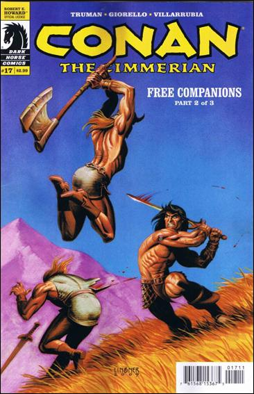 Conan the Cimmerian 17-A by Dark Horse