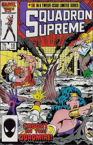 Squadron Supreme (1985) 10-A by Marvel