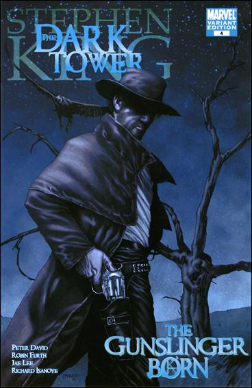 Dark Tower: The Gunslinger Born 4-B by Marvel