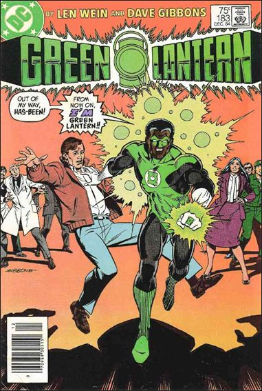Green Lantern (1960) 183-A by DC