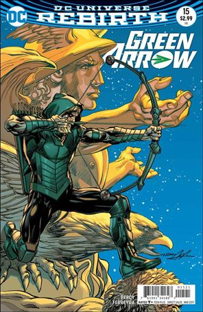 Green Arrow (2016) 15-B
