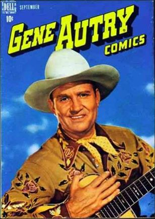Gene Autry Comics (1946) 19-A