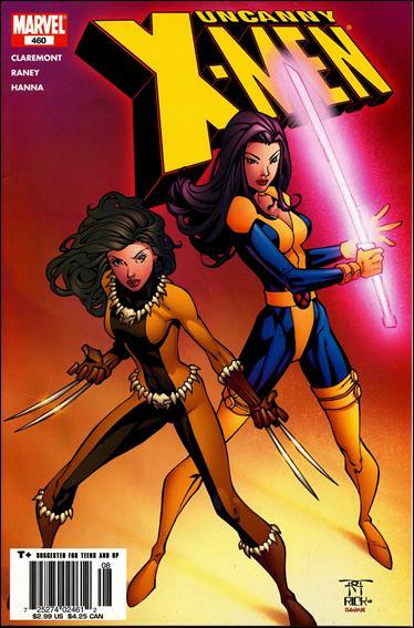 Uncanny X-Men (1981) 460-B by Marvel