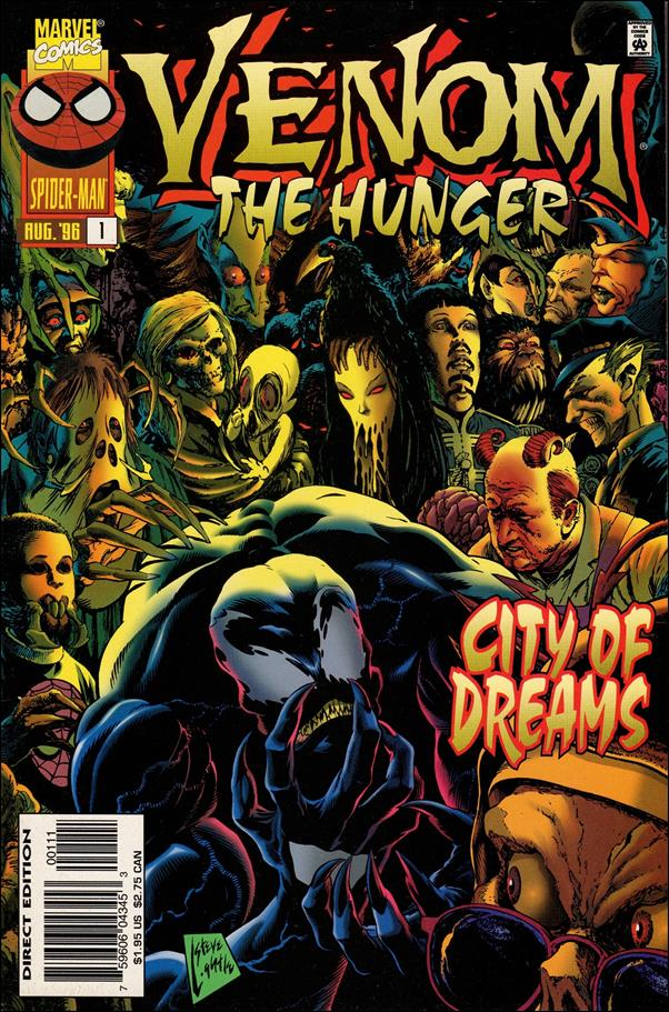 Venom: The Hunger 1-A by Marvel