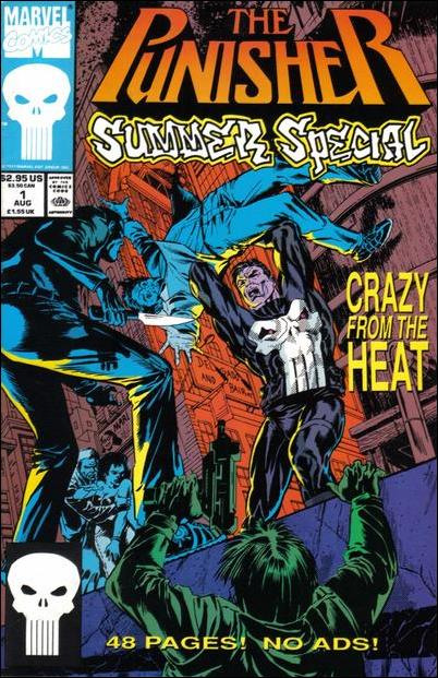 Punisher Summer Special 1-A by Marvel
