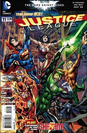 Justice League (2011) 11-D
