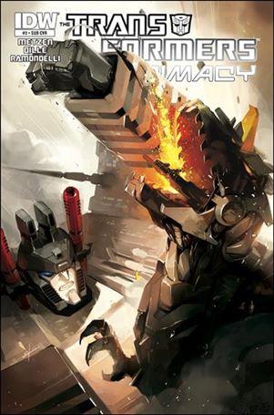 Transformers: Primacy 3-B
