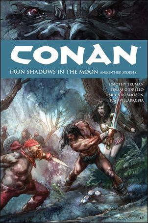 Conan 10-A by Dark Horse