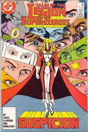Tales of the Legion of Super-Heroes 349-A