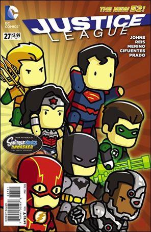 Justice League (2011) 27-D