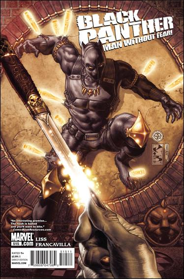 Black Panther: The Man Without Fear 515-A by Marvel