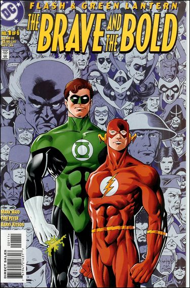 Flash & Green Lantern: The Brave and the Bold 1-A by DC