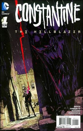 Constantine: The Hellblazer 1-A