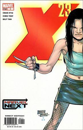 X-23 (2005) 1-A