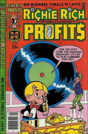 Richie Rich Profits 29-A