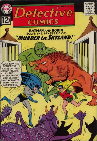 Detective Comics (1937) 303-A by DC
