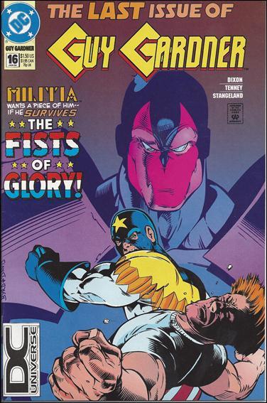 Guy Gardner 16-B by DC