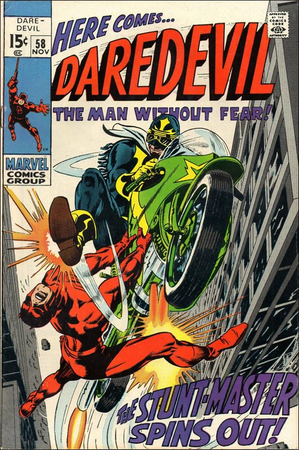Daredevil (1964) 58-A by Marvel