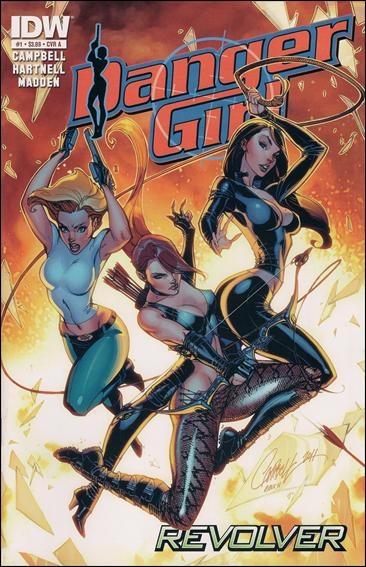 Danger Girl: Revolver 1-A by IDW