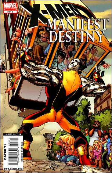 X-Men: Manifest Destiny 3-A by Marvel