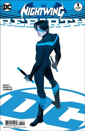 Nightwing: Rebirth 1-B