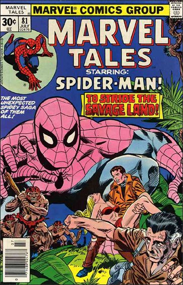 Marvel Tales (1966) 81-A by Marvel