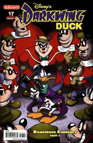 Darkwing Duck (2010) 17-A by Kaboom!